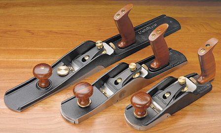 How to prepare your new hand plane blade for use part 1