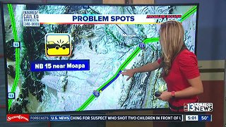 5AM traffic report for Nov. 30 - Video