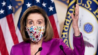 Woman Charged With Taking Item From Pelosi's Office