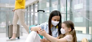 Number of COVID cases in children rises