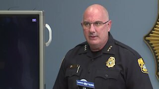 Chief Dugan provides update on officer-involved shooting