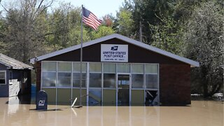 Frying Pan, Meet Fire: 500-Year Flood Hits Central Michigan Amid Pandemic