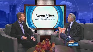 Saiontz and Kirk - October 10 - Video