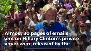 Judicial Watch Turns Up More Evidence on Hillary