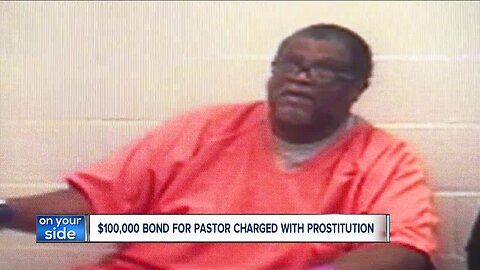 Cleveland pastor accused of sexual acts with minors appears in court