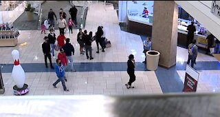 Vegas shoppers search for deals on Black Friday during pandemic