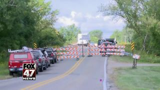 Bridge repairs in East Lansing create traffic detour - Video