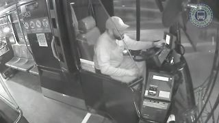 MCTS driver helps people in need - Video