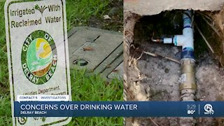 Report finds 'lack of institutional control' of Delray Beach's reclaimed water system