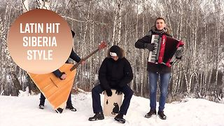 A summer hit turned Russian folk song? - Video