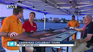Lagerhead Cycleboat Tours in Fort Myers Beach - Video