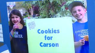 cookies for carson