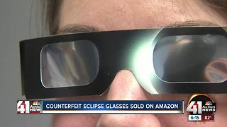 How to know your eclipse glasses are real - Video