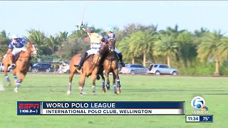 World Polo League in Wellington