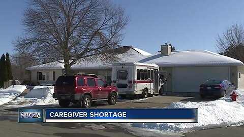 New study finds Wisconsin has a caregiver shortage