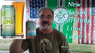 New Belgium Brewing Sparkling Lime Lager 3.0/5