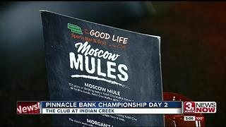 Getting around at the Pinnacle Bank Championship - Video