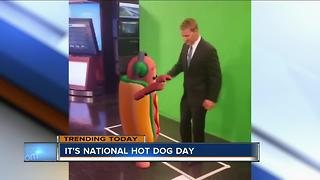 It's National Hot Dog Day! - Video