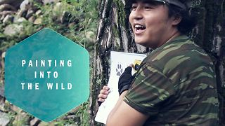 Painting a better future for China's wildlife - Video