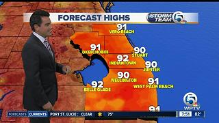 South Florida weather 7/15/17 - 8am report - Video