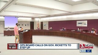 OPS Board calls on Gov. Ricketts to step up