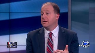 Congressman Jared Polis talks taxes and more as another year on Capitol Hill wraps up - Video