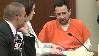 What's Next For Nassar In Prison? - Video