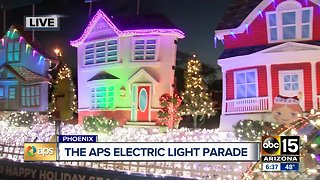 Previewing the APS Electric Light Parade