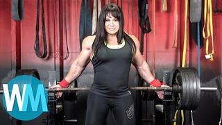 Top 10 Most Unique Body Builders in the World - Video
