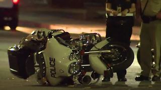 Officer injured, 1 man killed - Video