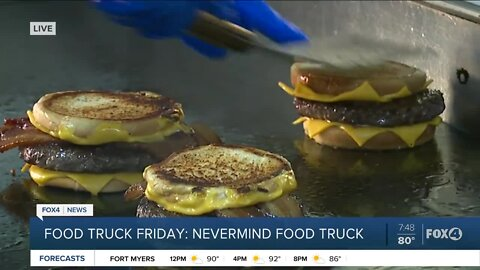 Food Truck Friday: Nevermind in Cape Coral
