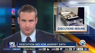 Florida set to resume executions after 18-month hiatus - Video