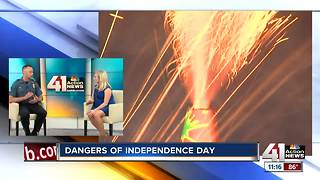 Celebrating Independence Day safely, responsibly - Video