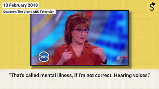 Did ABC Fire Joy Behar from 'The View'?