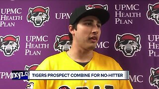 Tigers prospects Alex Faedo and Drew Carlton combine for no-hitter in Erie