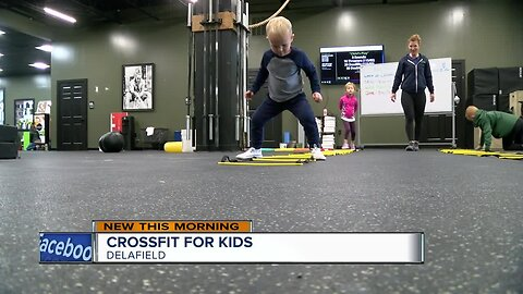 Delafield gym shows kids that fitness is fun with CrossFit classes