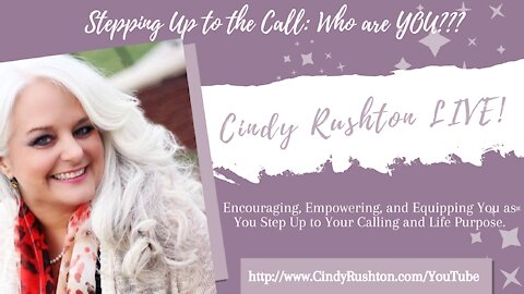 Stepping Up to the Call - Perfect Preservation, Preparation, and Positioning For Imperfect People