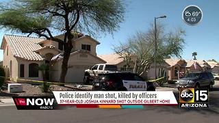 MCSO detention officer killed in officer-involved shooting in Gilbert