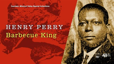 Henry Perry Day honors 'Father of KC Barbecue'