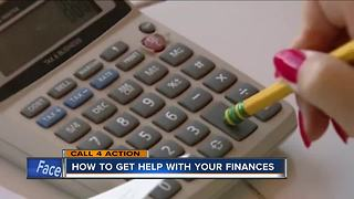 Call 4 Action: Getting help with your finances - Video