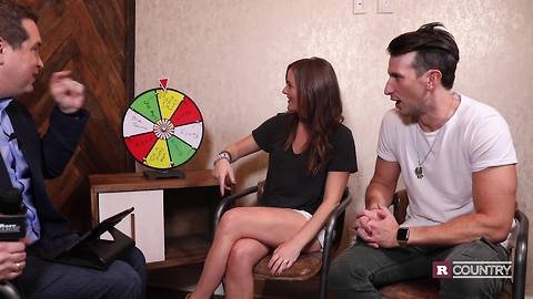 Russell and Kailey's song roulette   Rare Country