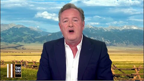 Piers Morgan Goes After Don Lemon For Associating Him With Racism!!