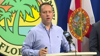 Full news conference: Palm Beach County provides coronavirus update