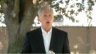 Rep. Kevin McCarthy speaks to 23ABC