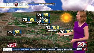 Weather Update 11PM August 9th - Video