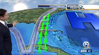 South Florida Monday afternoon forecast (5/21/19) - Video