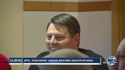 Denver teachers, district close to reaching deal after latest round of negotiations