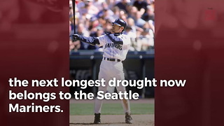 After Bills Playoff Birth, Seattle Mariners Now Have Longest Drought In U.S. Sports - Video