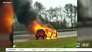 Kia not expanding recall after more reports of Souls catching fire, drivers share stories of narrow escapes
