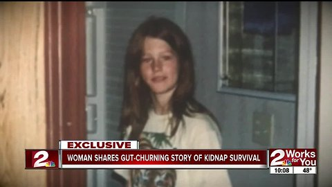 Oklahoma native kidnapped, raped as preteen finds freedom 20 years later